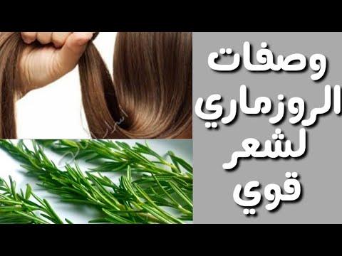 فوائد الروزماري أو اكليل الجبل لإنبات الشعر ومنع التساقط وعلاج الشيب وإطالة الشعر للركب معجزة Youtube