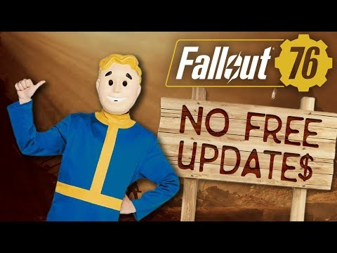 Bethesda Wants You To Pay For Busted Fallout 76 Updates - Inside Gaming Daily
