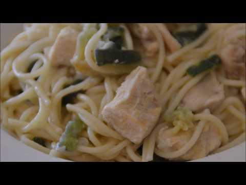 recette-cookeo-poulet-spaghettis-courgettes