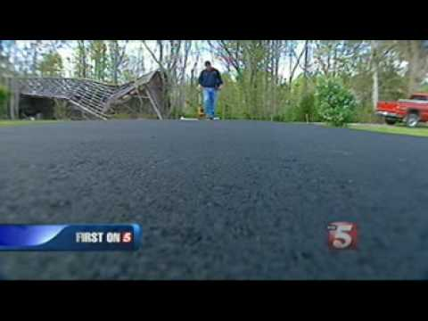 Gypsy Paving Scam - Tennessee