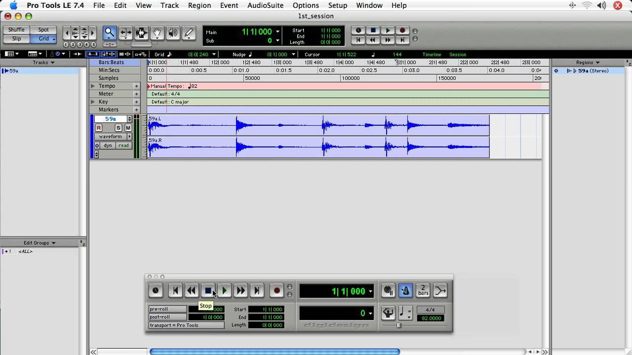 pro tools le 01 basics 03 import audio youtube rh youtube com pro tools first user guide pro tools first user guide