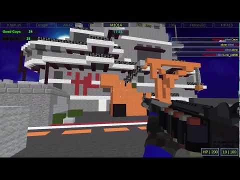 First Gameplay Of Pixel Wars Of Hero