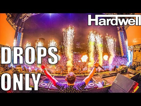 Hardwell - Drops Only @lollapalooza 2016
