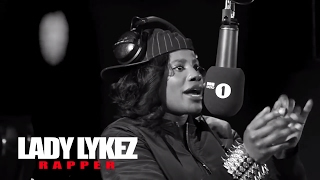 Lady Lykez - Fire In The Booth
