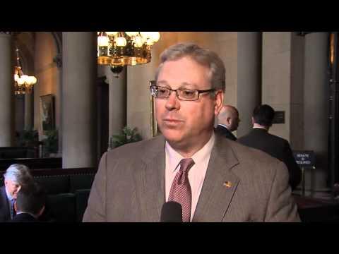 NYS Senator Thomas O'Mara discusses Military Votin...