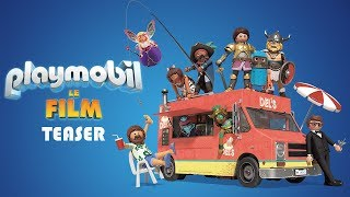 Playmobil Le Film - Teaser officiel HD