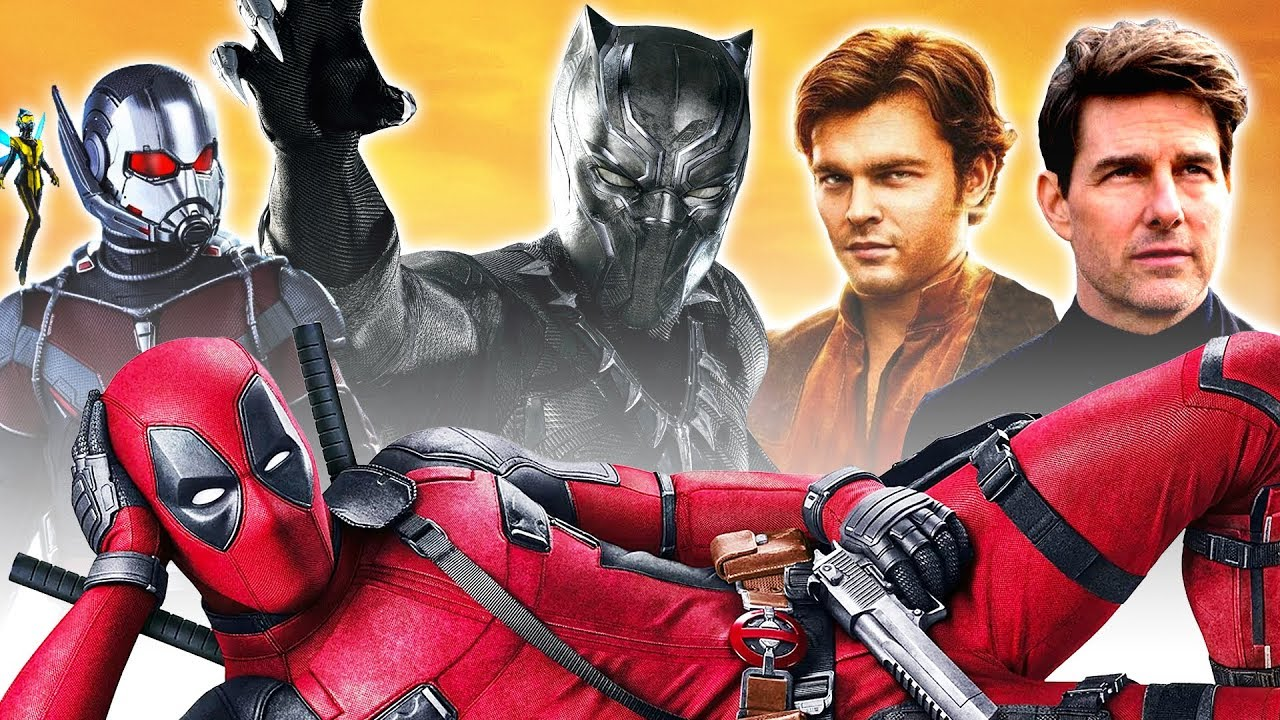 10 Most Anticipated Movies of 2018