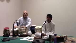 Jo Guru Kripa by Navaneeth, Raag - Darbaari Kanada in Teen Taal