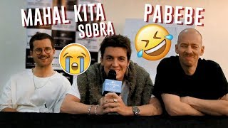 LANY Translates Their Song Titles in Filipino