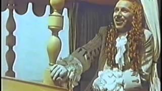 """Wie schön so zu reisen - Gesang:Sven Olof Sandberg in Farbfilm """"Das Bad auf der Tenne"""" (D 1943)"""