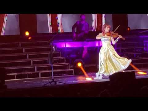 Lindsey Stirling Plays Jingle Bell Rocks