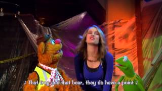 Dream House (feat The Muppets) - Good Luck Charlie [HD]