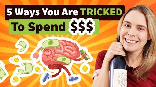 🧠 5 Ways Customers Brains Are TRICKED To Spend 💸 MONEY! [Animated Video]
