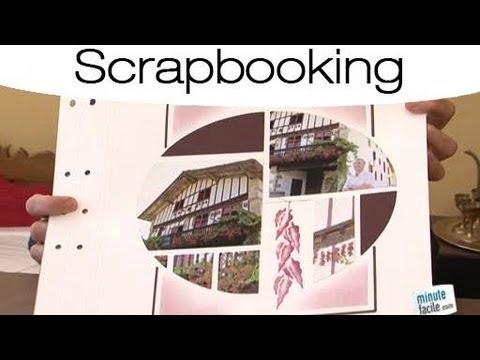 Réaliser une page de scrap