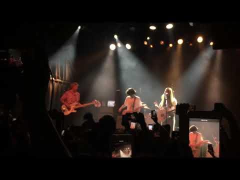 """City Boy"" by Calpurnia LIVE"