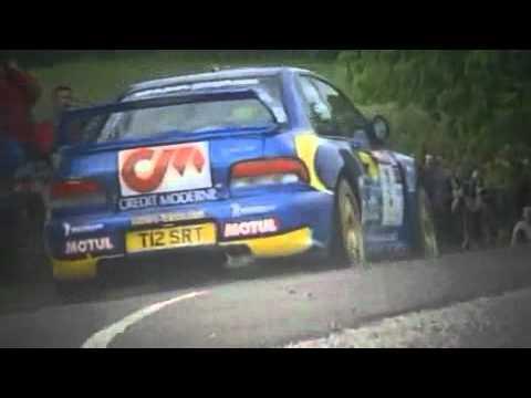 SUBARU Impreza WRC 1998-2000