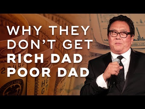 Why Most People Misunderstood The Rich Dad Poor Dad Message | Millionaire Mindset Ep. 9