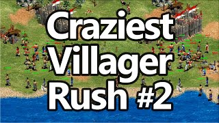 Craziest Villager Rush Ever #2