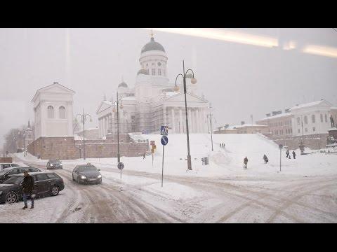 Winter, Helsinki, Finland