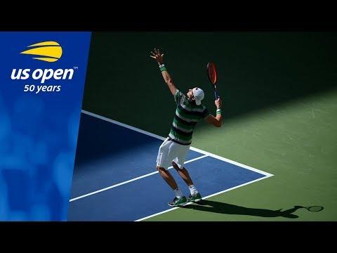 2018 US Open Top 5 Plays: John Isner