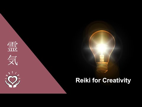 Reiki for Creativity | Energy Healing | Increase and Boost Creativity