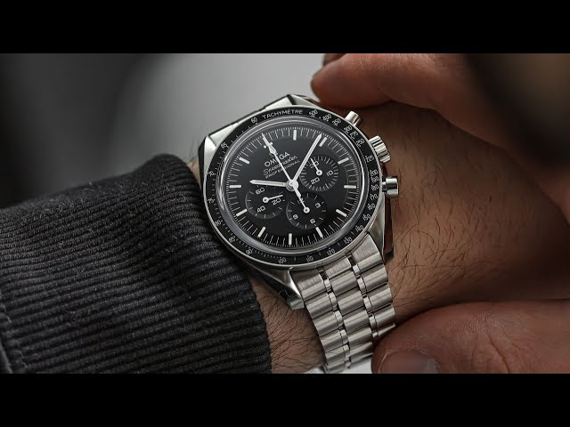 Is This The BEST EVER Speedmaster? | Omega Speedmaster 3861 Hands On Review