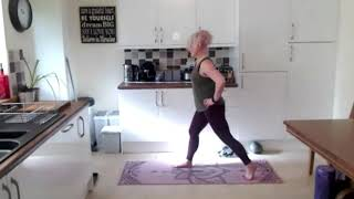 Dynamic Pilates Intervals