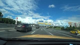 Выходные с Яндекс / Надо и отдыхать / Работа такси в Москве по Комфорт+ 18-19.07.20 #130