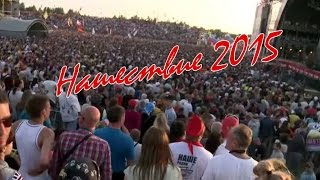 Рок фестиваль Нашествие 2015 на РТР Мир - большая тусовка!