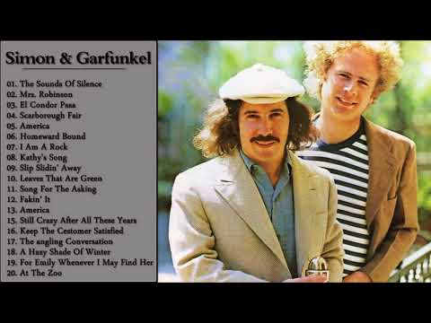 Simon & Garfunkel Greatest Hits || Simon & Garfunkel Best Songs