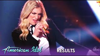 Ashley Hess: Comes Out Swinging With SHOCKING Performance   American Idol 2019