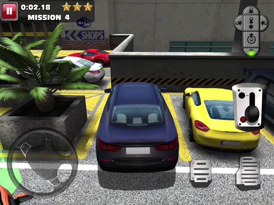 araba park etme oyunu - youtube