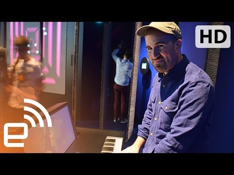 Zach Lieberman's 'Play the World' Piano | Engadget