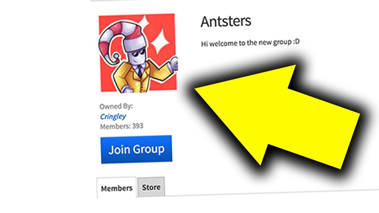 New Exclusive Roblox Group Youtube