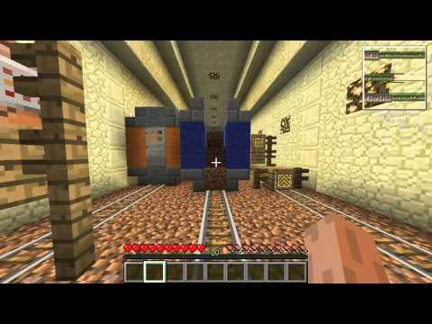 Minecraft карта-Subway Surf