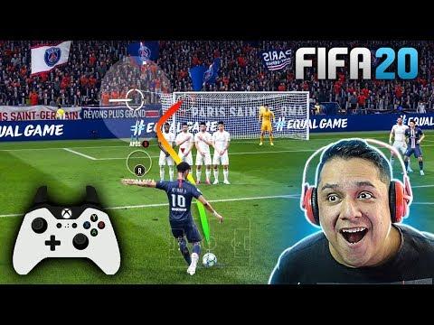 FIFA 20 - COMO BATER FALTA!! NÃO ERRE NUNCA MAIS!! (Tutorial) ⚽😍