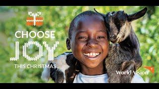 "Lileina Joy: ""Choose Joy"" | World Vision #GivingTuesday"