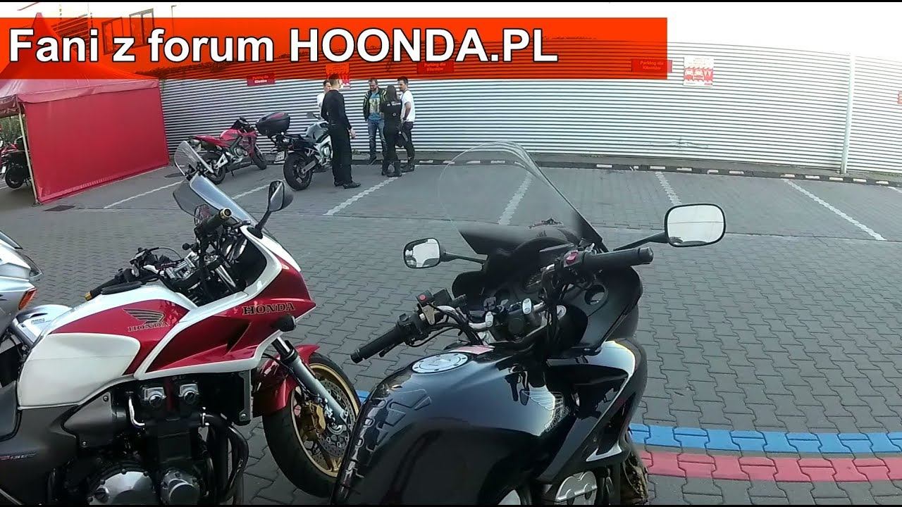 Krzysztof Honda 88 Forumowicze Hoondapl W Naszym Salonie Na CBF1000 CB1300 VFR800 NC750S