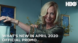 HBO: What's New in April 2020 | HBO