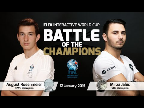 FIFA 15 - Battle of the FIWC Champions