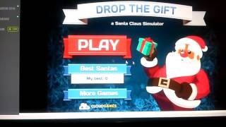 Drop the Gift - Minijuegos.com
