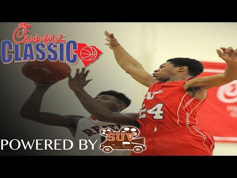 Chick-fil-a Classic: Cape Henry vs. Wando (National Division 3rd Place Game)