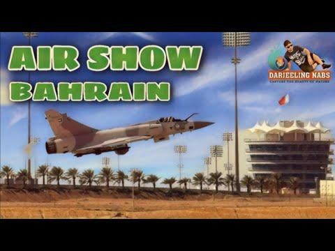 Bahrain air show 2016