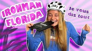 Mon expérience sur l'Ironman Florida, de la préparation au jour J. ...