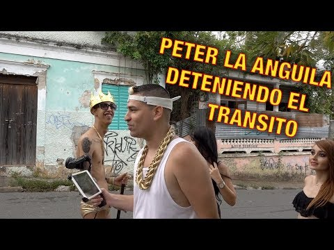 Detras De Camaras Video el Calzoncillo De Jamsha y Peter La Anguila