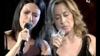 Laura Pausini e Lara Fabian La solitude