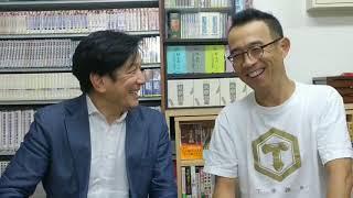 米團治社長インタビュー ≪桂南天≫