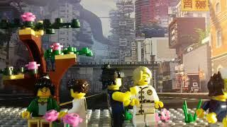Нападение Гармадона. 1 серия. Без музыки, но в хорошем качестве. Лего мультик.
