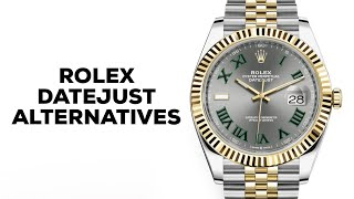 Alternative Watches To The Rolex Datejust