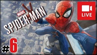 "[Archiwum] Live - MARVEL'S SPIDER-MAN [PS4] (1) - [3/3] - ""Pałka zapałka"""